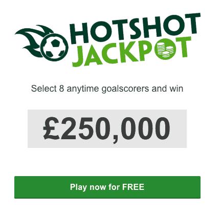 Paddy Power Hotshot Jackpot