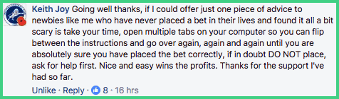 matched betting advice