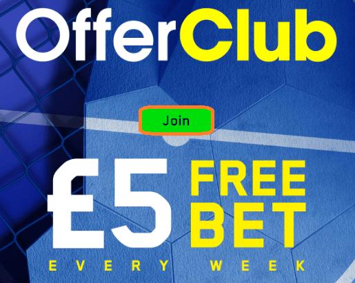 william hill free bet club