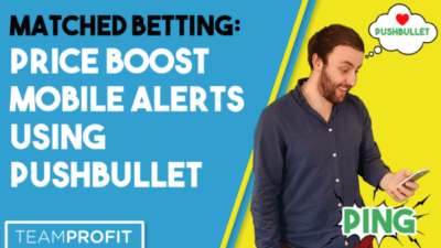 Push Bullet Notifications - Team Profit
