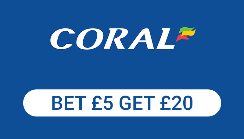 coral welcome offer